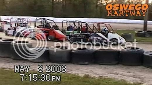Methanol Champ Karts - Oswego Kartway 8/5/2008