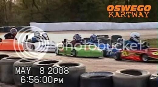 Methanol Flat Karts Jrs. - Oswego Kartway 8/5/2008