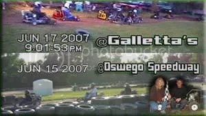 Galletta's - 6/17/2007 & Oswego - 7/15/2007