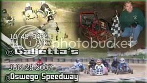 Galletta's - 7/1/2007 & Oswego - 6/28/2007