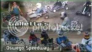 Galletta's - 7/8/2007 & Oswego - 7/5/2007