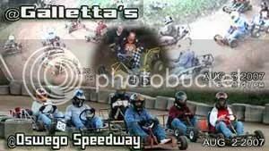 Galletta's - 8/5/2007 & Oswego - 8/2/2007