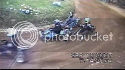 Galletta's Go-Karts Feature 9/10/2007!