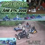 Oswego Dirt Karting 2008 Volume 4 DVD - 6/8/2008