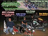 Matt Stevens, Buddy Cottom, Chris Stevens & Russ Hockey took the top 4 at the 2008 Galletta's Klassic 200!