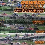 Oswego Dirt Karting 2008 Volume 5 DVD - 6/12/2008