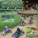 Oswego Dirt Karting 2008 Volume 6 DVD - 5/22/2008