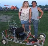 Winner Matt Stevens & Melissa Gabel!