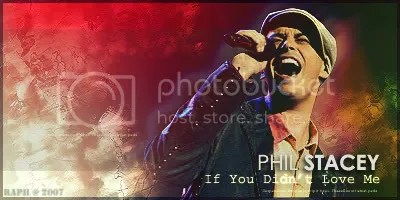 phil stacey - if you didnt love me