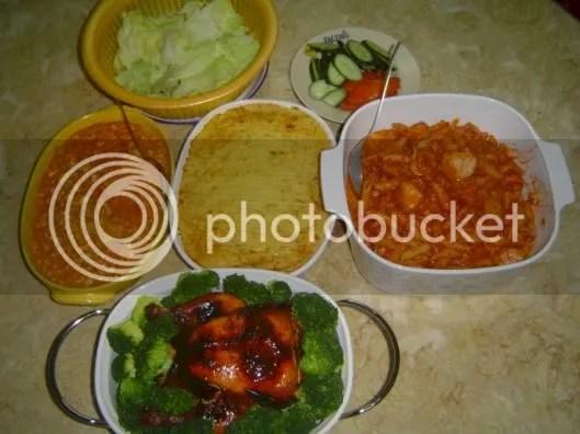 New Year Eve Dinner Feast!