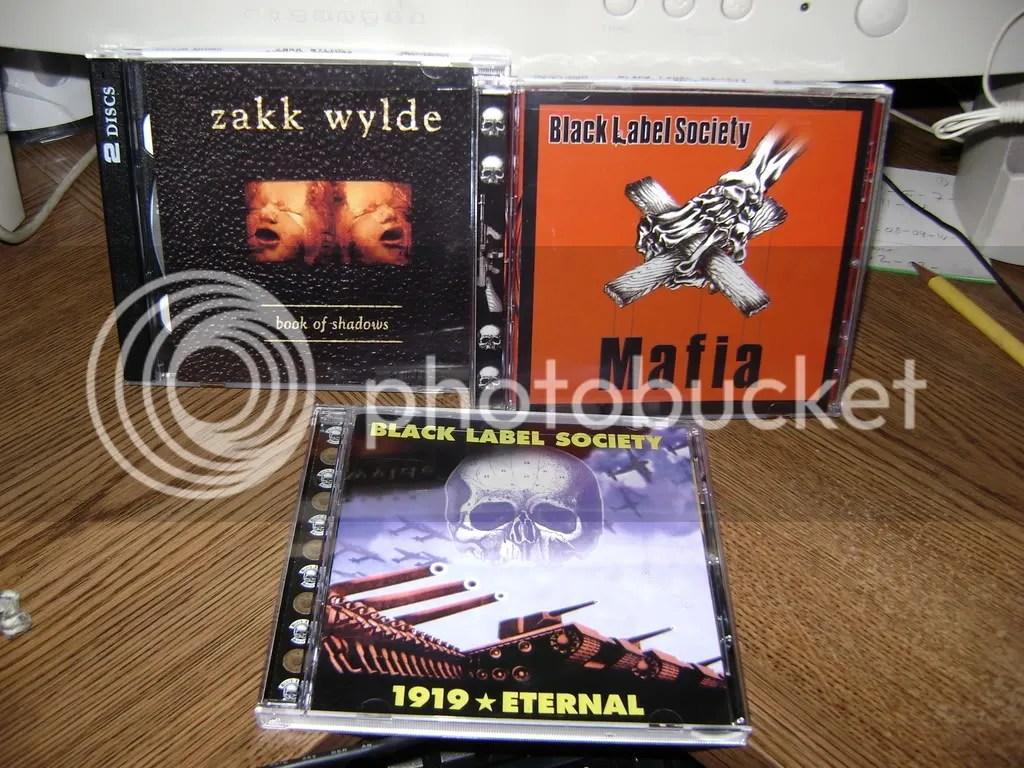CDs Nuevos BLS