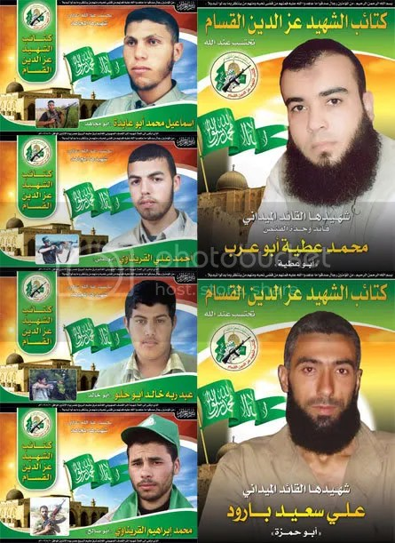 Terroristen collage