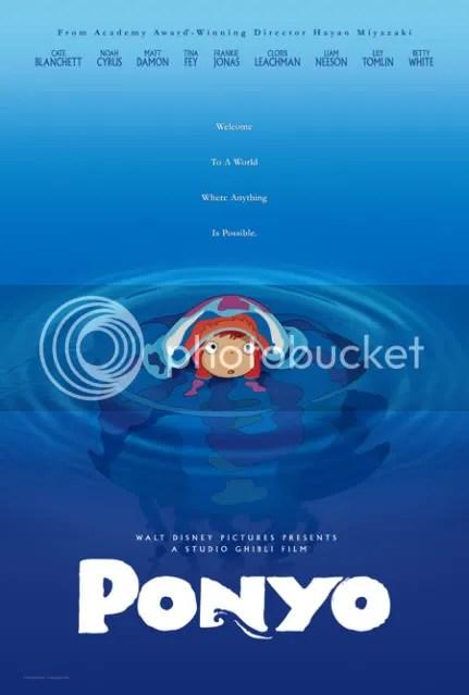 ponyo.jpg Ponyo Disney Poster picture by Kanti-kun