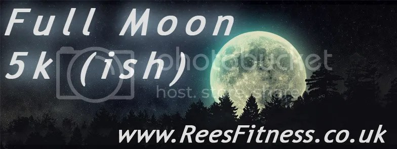 Full Moon 5k (ish)