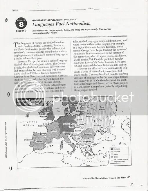 World History Homework