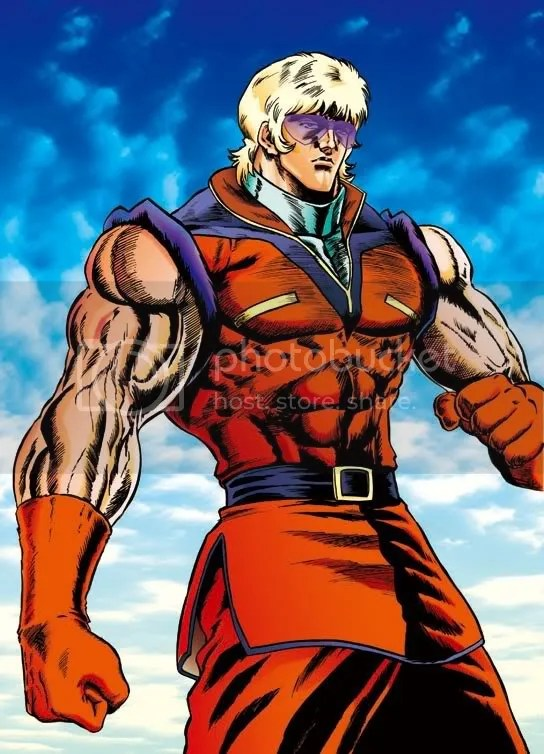 Gundam may be huge, but how many non-Japanese know of Jojos Bizarre Adventure?