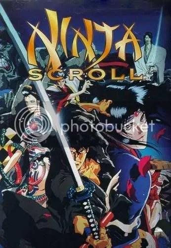 Ninja Scroll - Babys First Anime