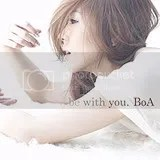 BoA- be with you