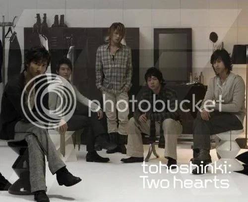 Tohoshinki- Two Hearts