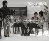 Tohoshinki- Runaway