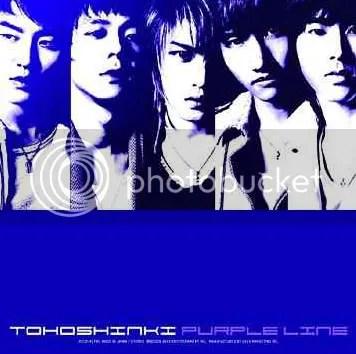 Tohoshinki- Purple Line