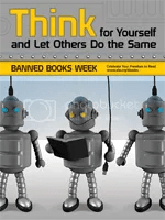 ALA Banned Books Week poster