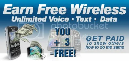 Free Unlimited Voice, Text and Data!