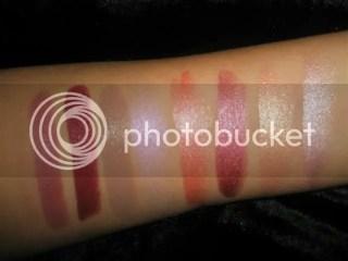 nyx round lipstick makeup review swatches smashinbeauty