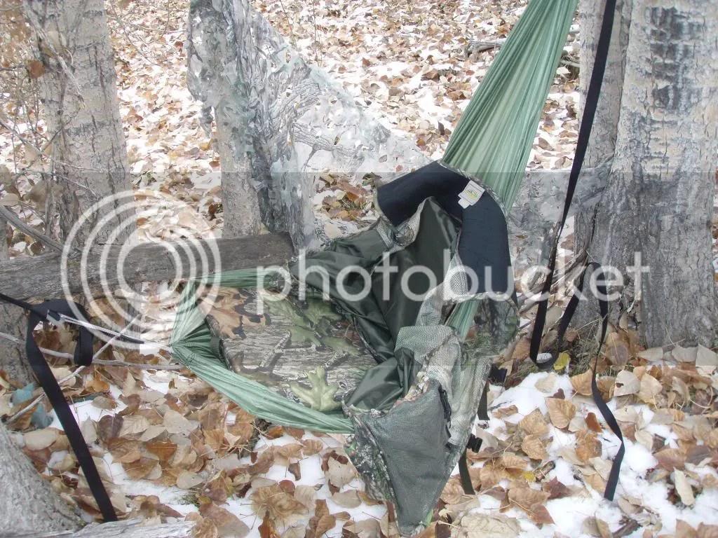 Reversible Hammock Chair Underquilt