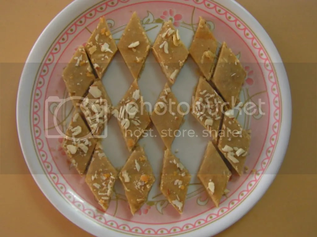 Ready to serve Sukadi pieces