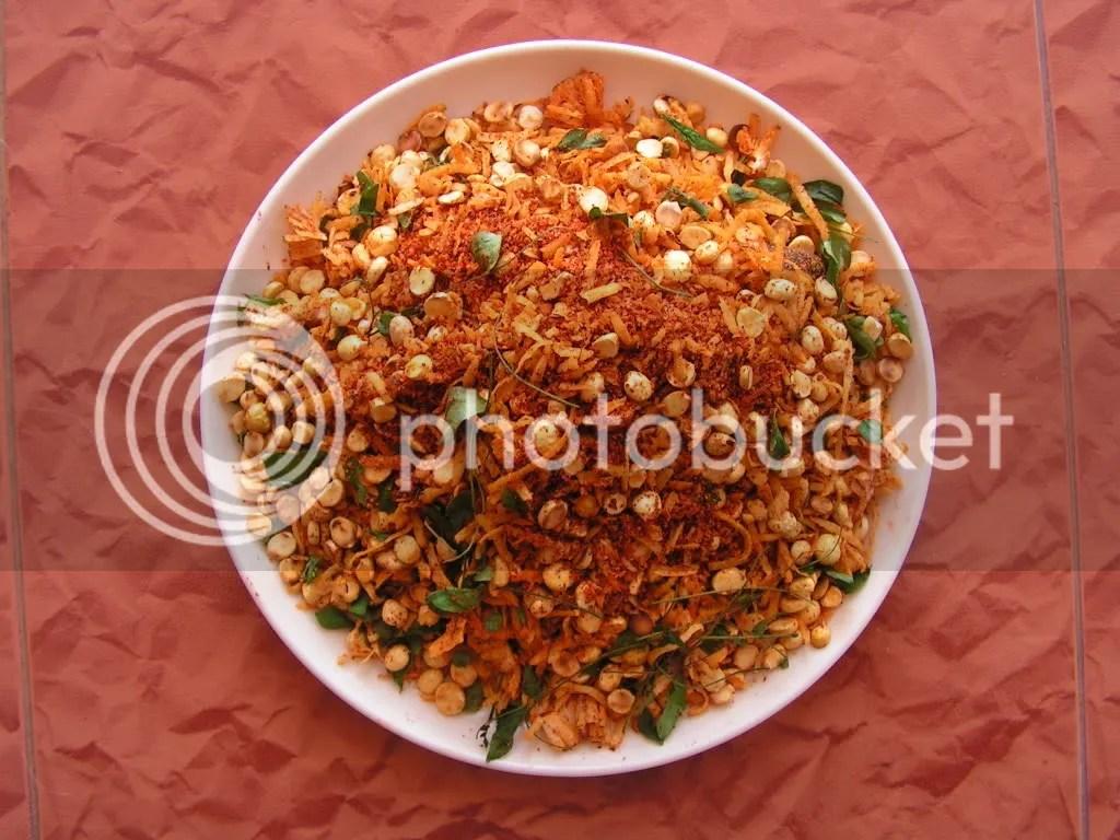Roasted /fried ingredients