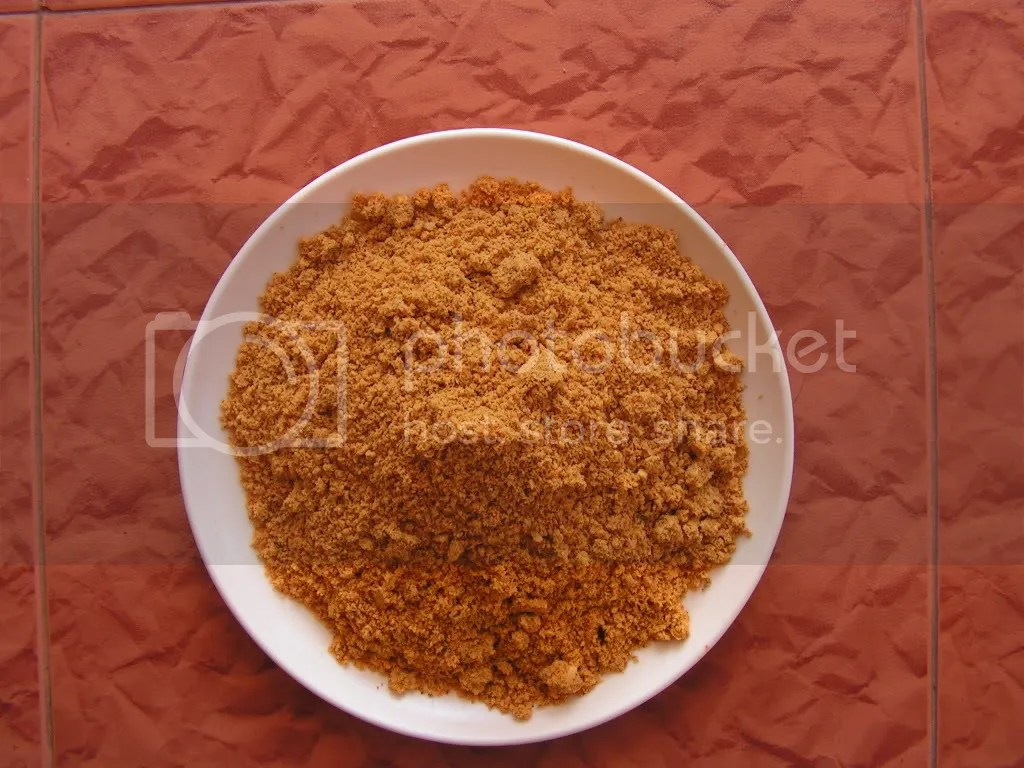 Ready chutney powder