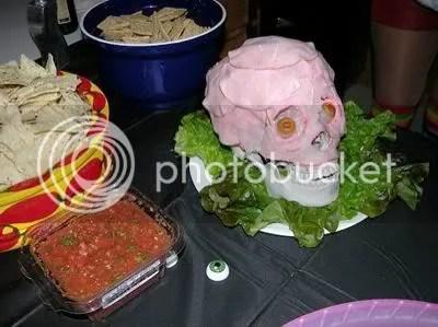lettuce skull