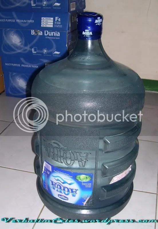 Aqua Gallon