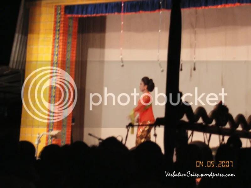 opera woman, javanese version