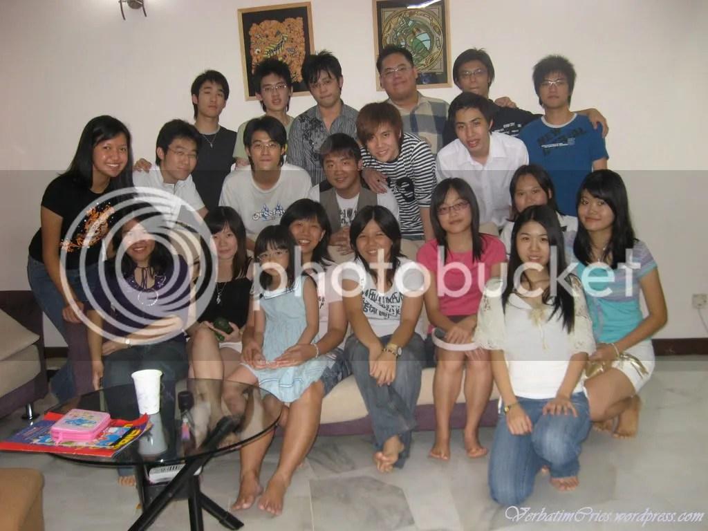 6B gathering 2007