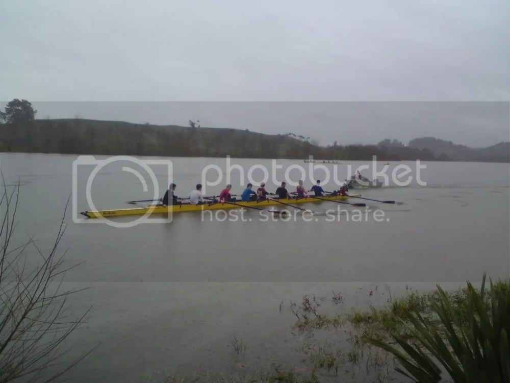 Rowing - Waikato River (4/6)