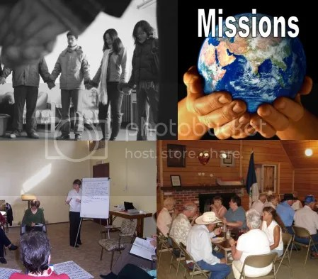Praying Planning Fellowship Missions