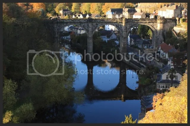 The second of Knaresborough's viaducts