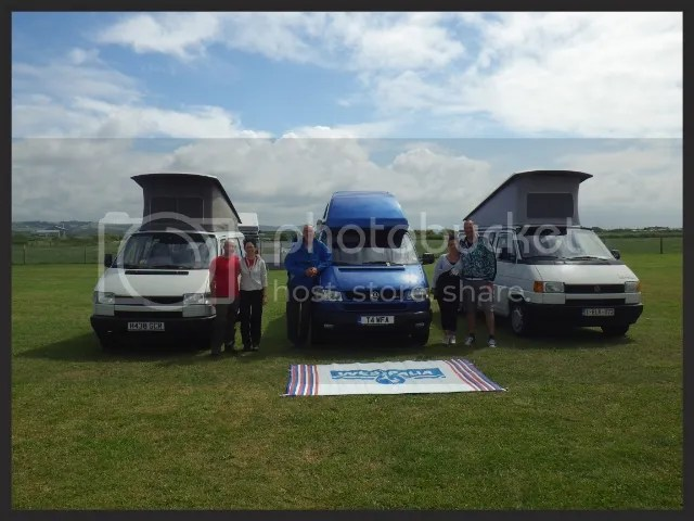 Westfalia display team