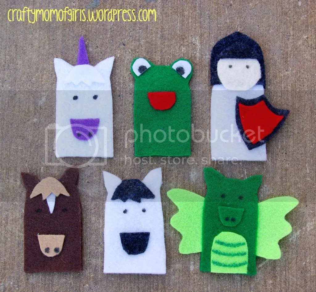 dragon paper bag puppet template