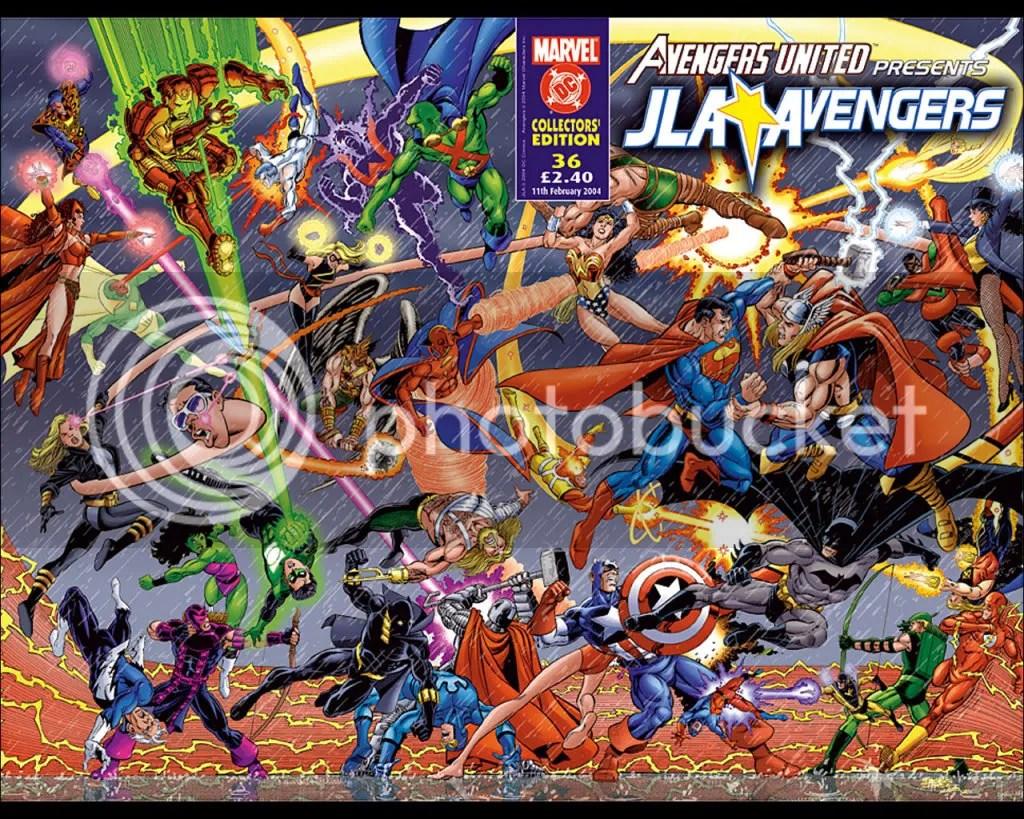 Comic book superheroes