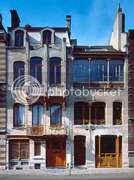 victor horta rue americaine