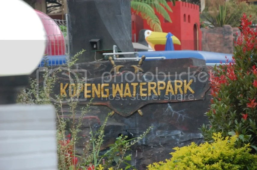 Kopeng Waterpark