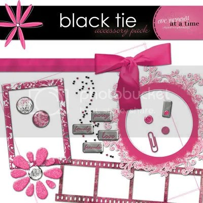 Hot Pink Accessory Pack
