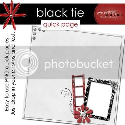Black Tie QP