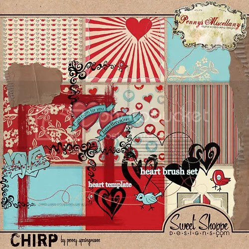Chirp by Penny Springmann
