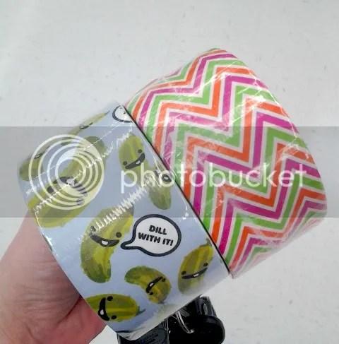 Duck Tape patterns