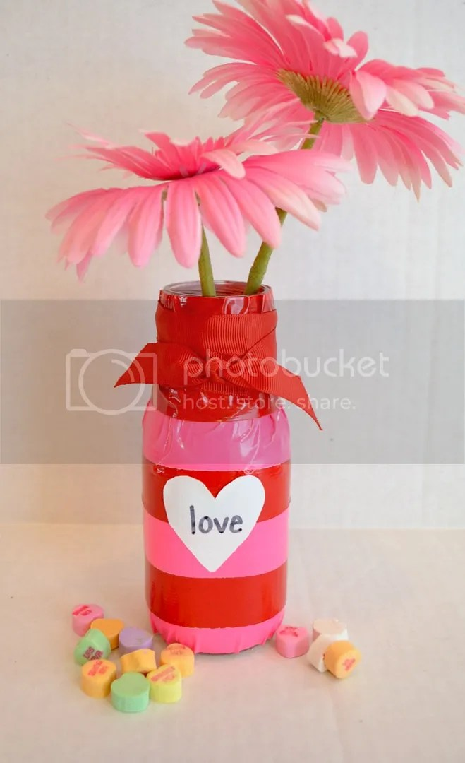 Duck Tape Vase