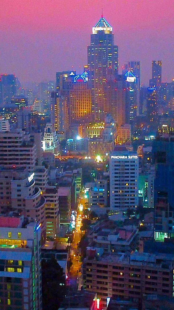 Rooftop Restaurant Bar Sofitel Bangkok